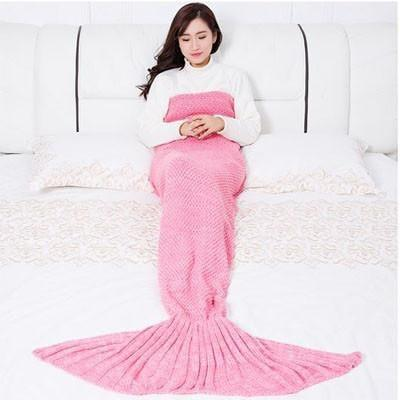 Mermaid Tail Blankets For Adults