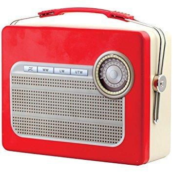 Radio Lunch Box