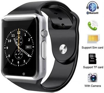 A1 Smart Watch Silver Free Shipping