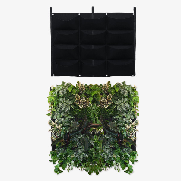 12 Pocket Wall Hanging for Plants or Storage