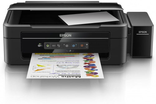 Epson L386 - multifunction colour printer