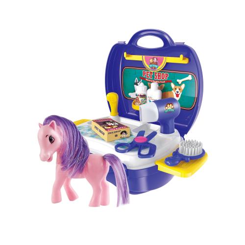 Pony Salon Set