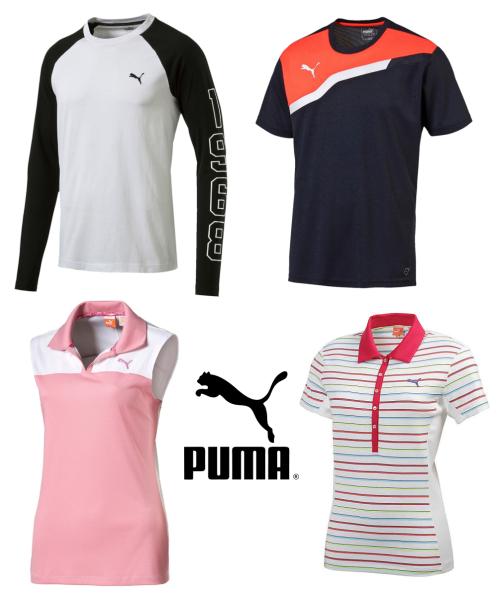 Puma Men's & Ladies' Tops