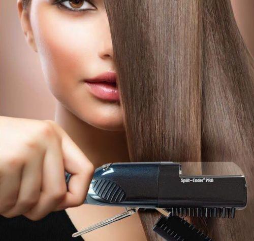 Cordless Split End Hair Trimmer
