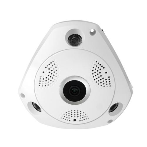 3D Panoramic Security Camera
