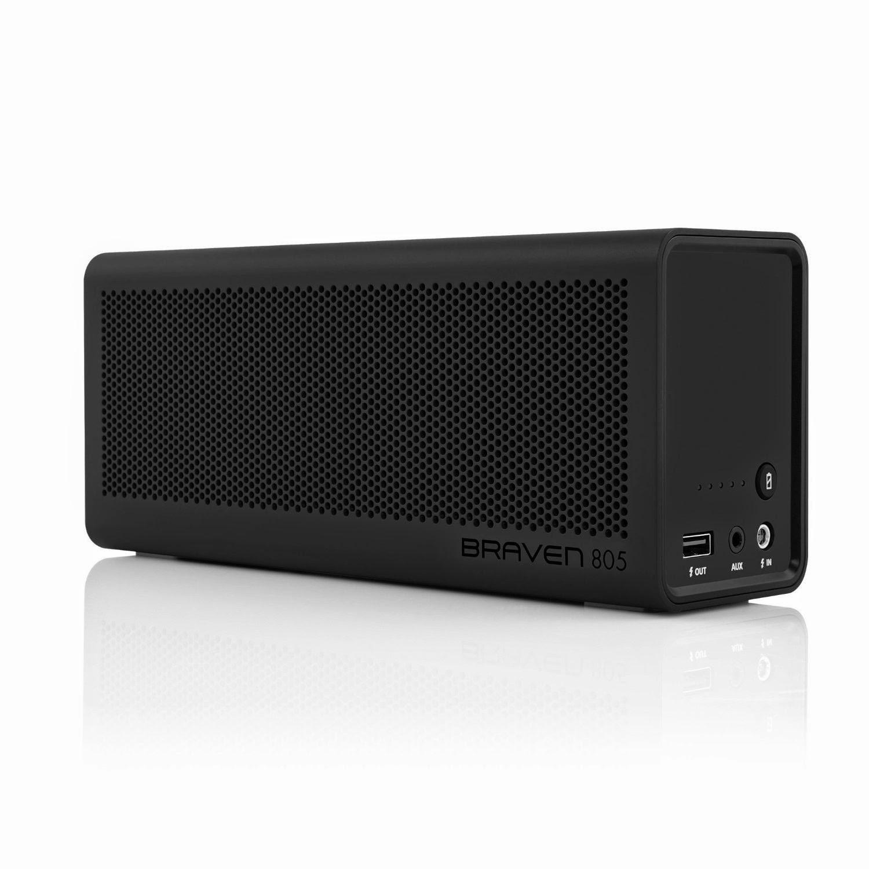 Braven 805 Portable Speaker Black