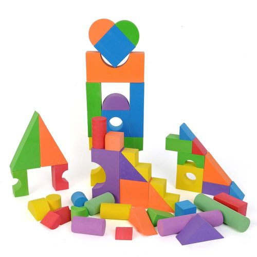 48 Piece Foam Block Set