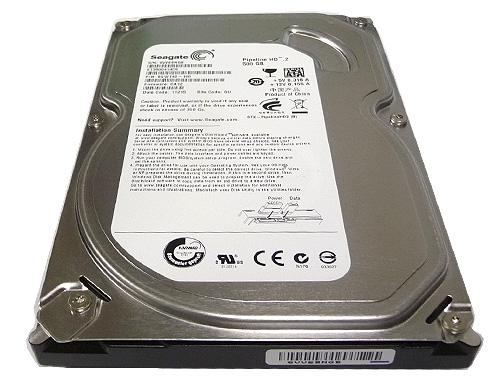 500GB Seagate 3.5