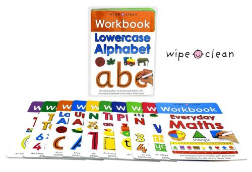 Priddy Write & Wipe - 10 Book Collection