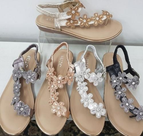 Bling Sandals 4 Options