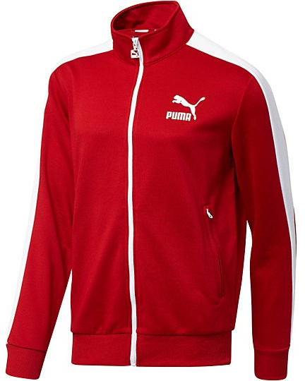 Men's Puma T7 Track Jacket Sizes S,L AND XL Only