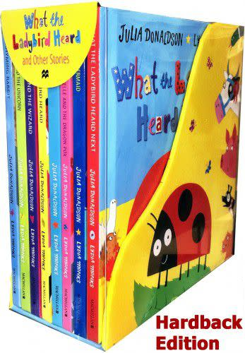 Julia Donaldson 8 Book Set Free Shipping