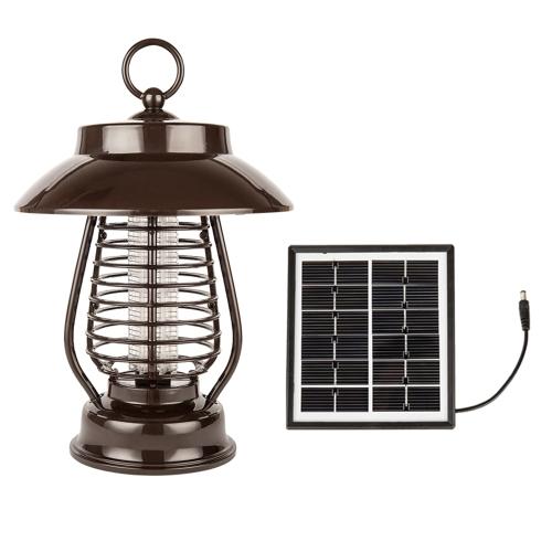 Solar LED Mosquito Lantern