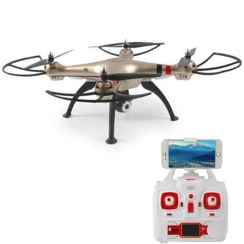 Syma X8HW Wifi FPV Drone - RC Quadcopter