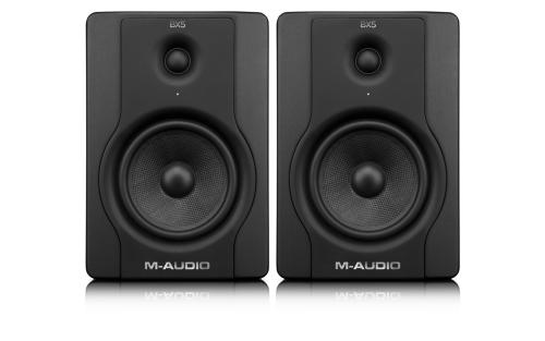M-Audio BX5D2 Studio Monitors - 2 Monitors