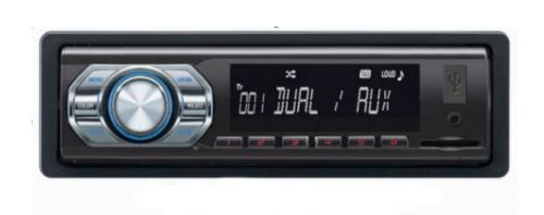 LCD Car Radio