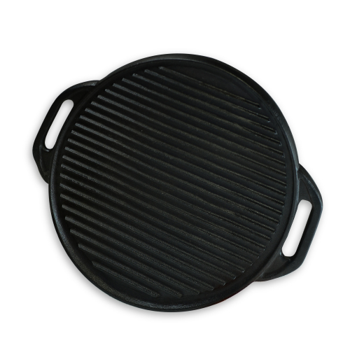 Fine Living Cast Iron Reversible Grill