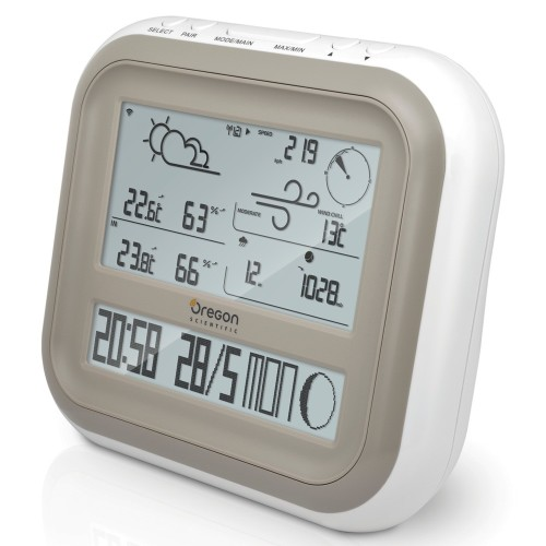 WMR500 All-In-One Weather Station