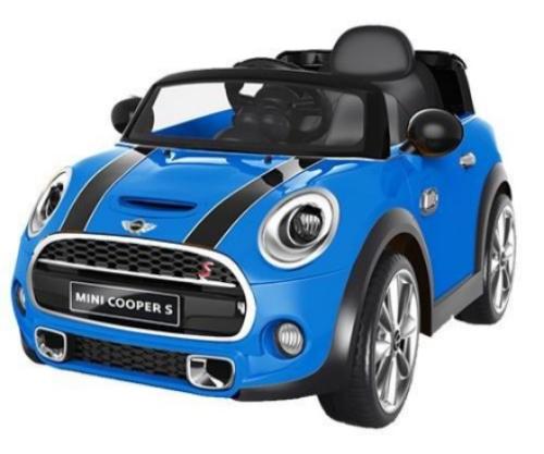 Jeronimo - MiniMe Speeding Car