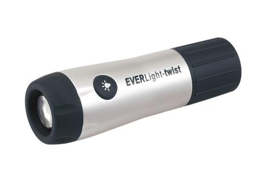 Everlight Twist Silver