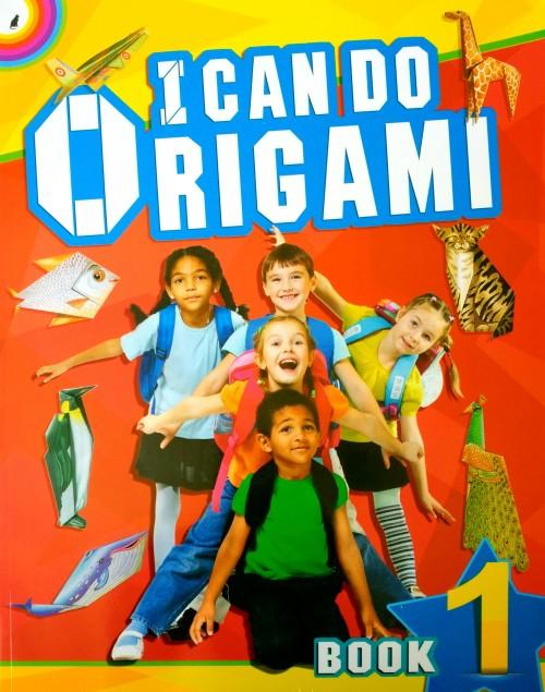 I Can Do Origami - 2 Book Set