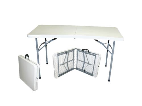 Indoor/Outdoor Folding Table OneDayDeal