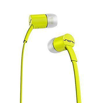 Sol Republic Jax Single Button Earphones Lime
