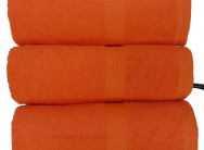 26bdac203e Glodina Bath Towels Orange