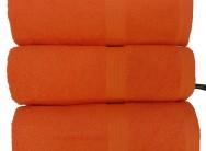 26bdac203e Glodina Bath Towels Orange