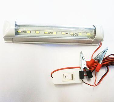 12V DC LED High Power Tube Light 3W
