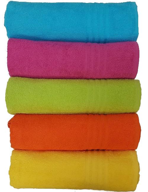 Colibri Bath Sheets Brights
