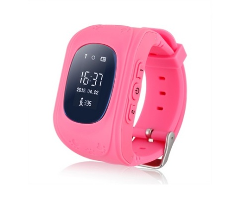 Q50 GPS Smart Watch For Kids 3 Colours