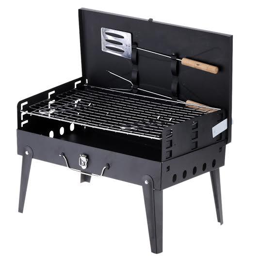 Portable & Foldable Charcoal Braai Stand