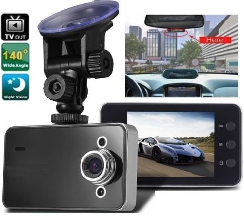 Vehicle DVR Camcorder 2.4 inch TFT