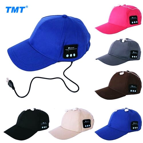 Bluetooth Music Hat 5 Colours Available