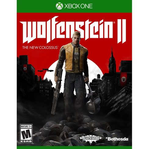 Wolfenstein 2: The New Colossus Collectors Edition (Xbox One & PS4)