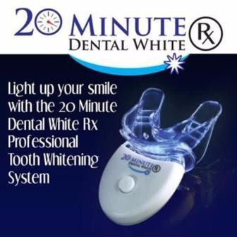 20 Minute Dental White - LED Teeth Whitening