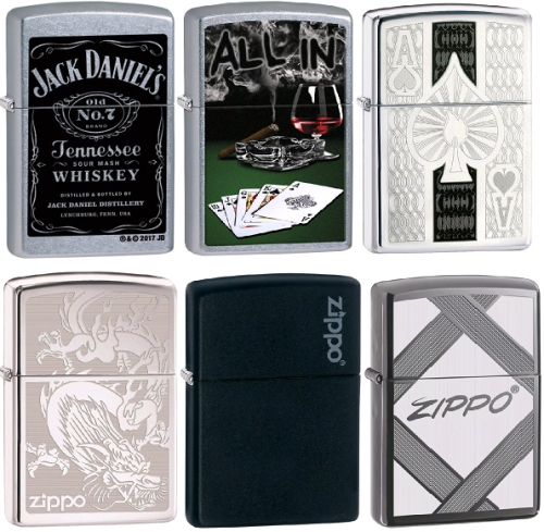 Zippo Lighters Father's Day Special