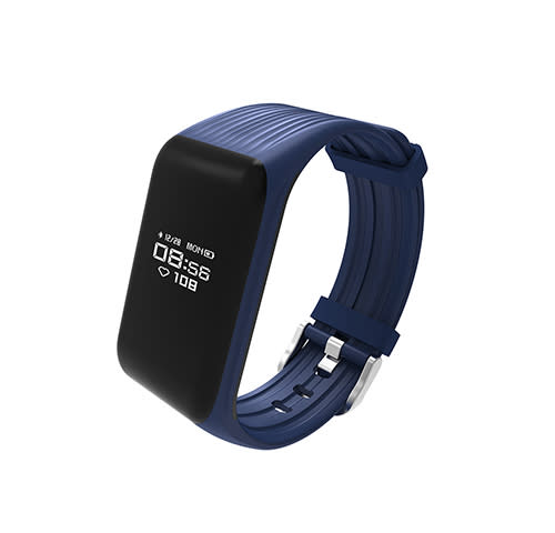 K1 Fitness Tracker With Heart Rate Monitor