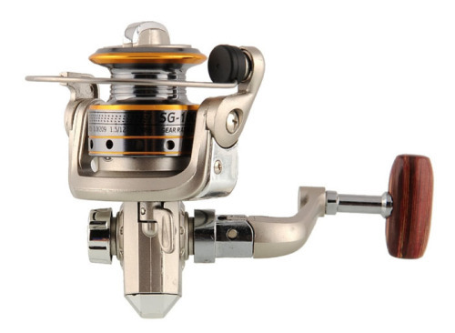 SG1000A 6BB Spinning Fishing Reel - left/right hand