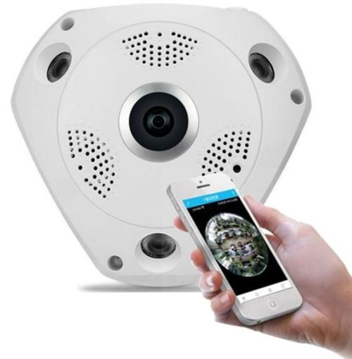 Panormanic 3D Camera