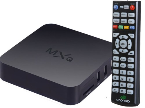Android TV Box MXQ Ultra - Android 7.1