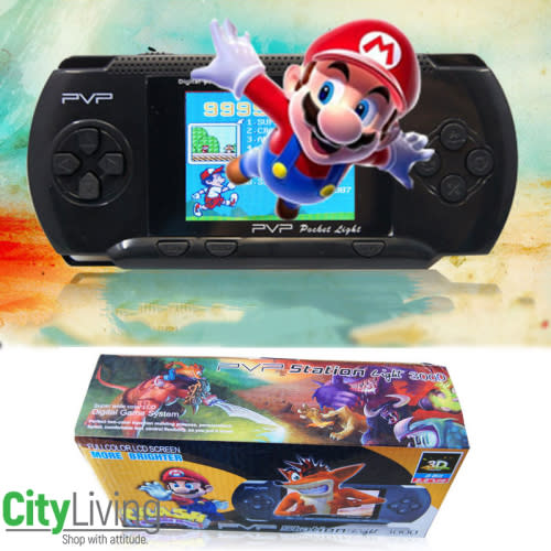 PVP Digital Gaming Console