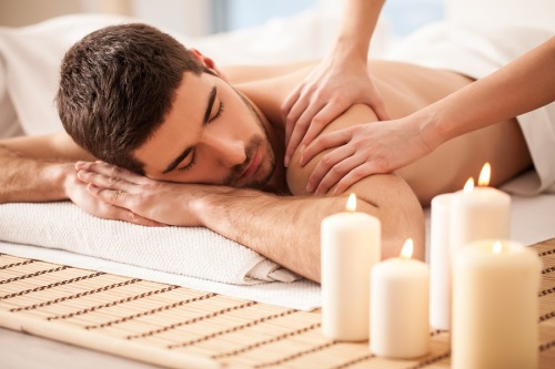Pamper Dad with a Full Body Swedish Massage & Express Facial