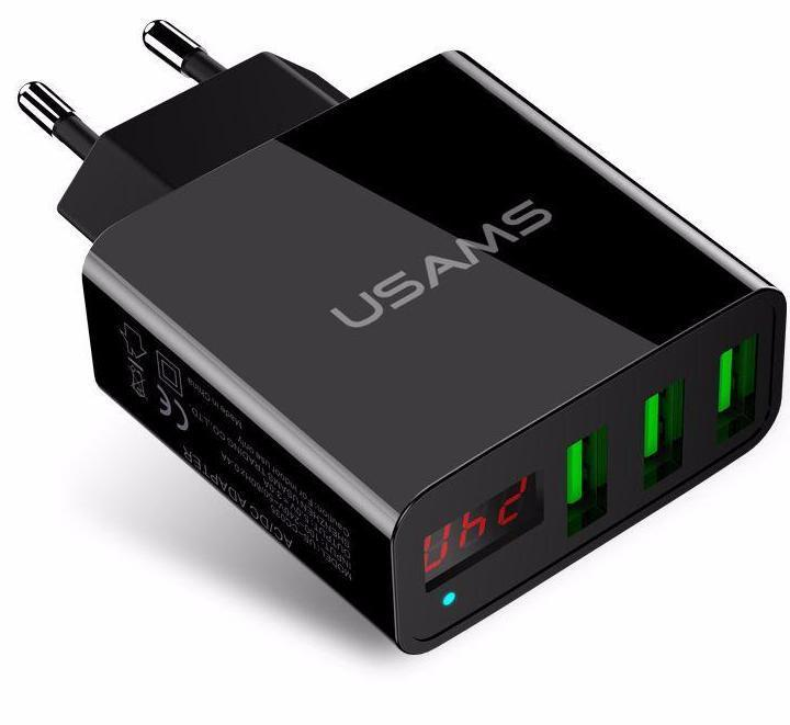 USAMS Travel Charger