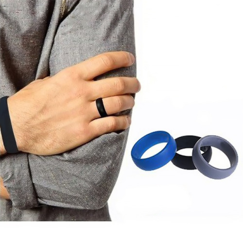 Silicone Ring & Bands - Great for Sportsman!