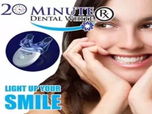 20 Minute Dental White - LED Teeth Whitening
