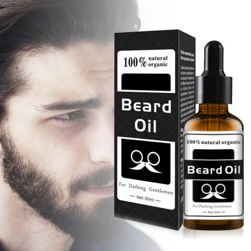 100% Organic Lanthome Beard Growth Oil