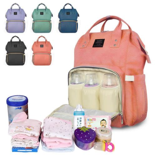 Baby Care Nappy Bag