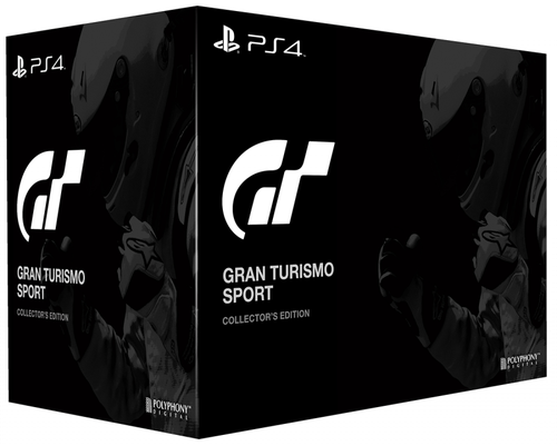 GT Sport Collectors Edition (PS4)
